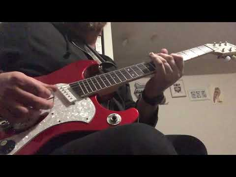 South Park End Theme Guitar Cover
