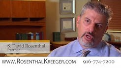 Roseville, CA Attorney Discusses How To Pay Attorney's Fees