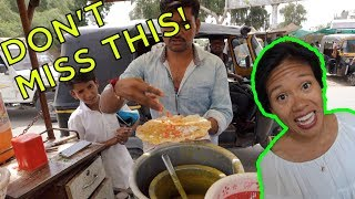 3 EXOTIC Indian Street Foods in Jaisalmer India You MUST Try!