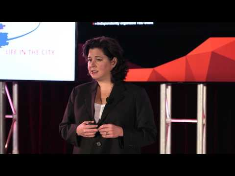 How we will get from A to B in 2026 | Sheryl Connelly | TEDxMelbourneSalon