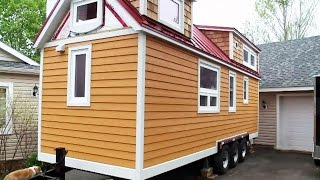 N.s. Couple Building 175-square-foot Dream Home