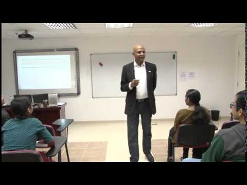 ICAI Dubai Chapter GMCS Talk. Part - 1