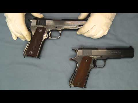 Post War Colt Government Model Early Production