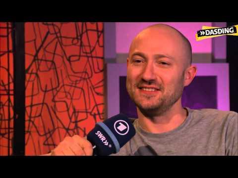 Paul Kalkbrenner im Interview   Southside 2013 mit DASDING