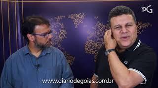 Téo José responde internautas da TV Diário de Goiás