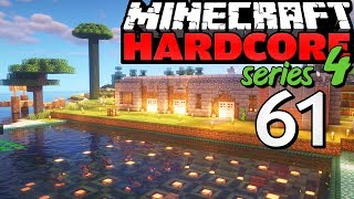 "Minecraft Hardcore - S4E61 - ""Base Upgrades :D"" • Highlights"