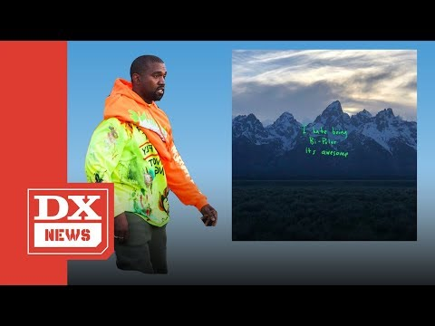 "Kanye West Plays ""Wouldn't Leave"" Song From 'YE' Album At Wyoming Listening Party Livestream"
