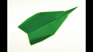 Paper Crafts : how to make a paper airplane | paper planes | origmi airplane | Nira Paper Craft |