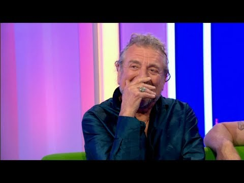 Robert Plant  football mates interview