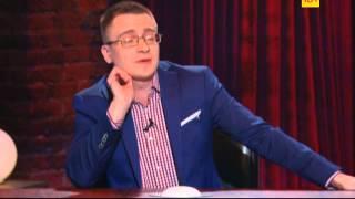 """Промо-ролик для СТС: шоу """"Большой вопрос"""" - пакман"""