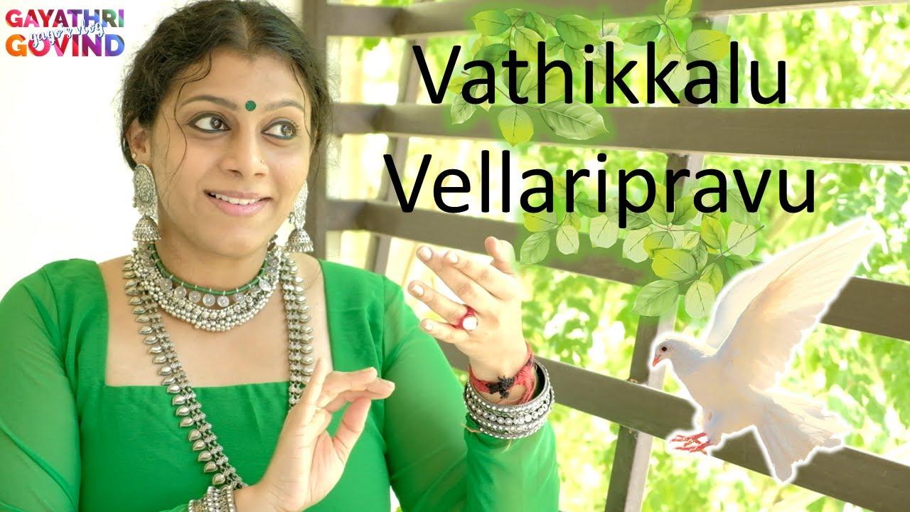 Vathikkalu Vellaripravu Video Song   Sufiyum Sujathayum   Gayathri Govind   Sufiyum Sujatayum Cover
