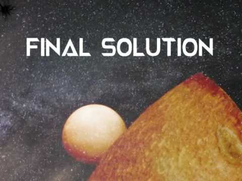 Final Solution (Hard science fiction thriller) - Chapter 1