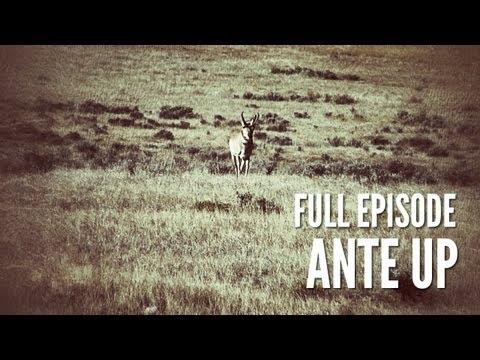 Wyoming Antelope Hunt | Ante Up | Rawhide Creek Ranches