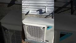 Daikin Fit Air conditioner install