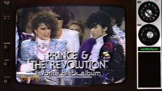 1985 - Prince at the American Music Awards