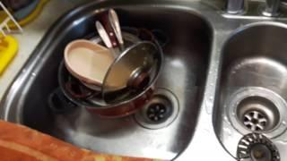 Чистка канализации в частном доме -