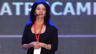Сила образа в нашей жизни   Гульнара Адамова   TEDxAlmaty