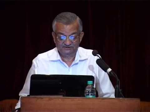 NIAS Silver Jubilee Lecture Series Development of solar energy in India by Anil Kakodkar