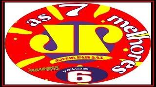 Baixar As 7 Melhores Jovem Pan Vol.6 (1996) [CD, Compilation - Paradoxx Music]