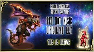 [FFBE] Katy Perry - Red Hot Music (ELI, Objetivos 4/4)[Global]