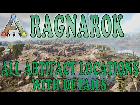 Ark Ragnarok All Of The Artifact Locations & How To Get Them! (UPDATED GUIDE)