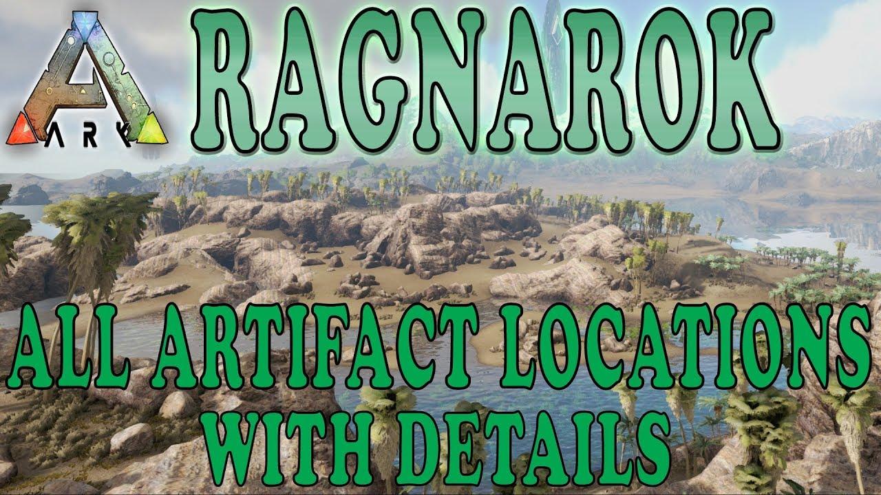 Ark Ragnarok Artefakte