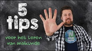 Video Hoe leer je wiskunde het best - 5 tips download MP3, 3GP, MP4, WEBM, AVI, FLV Agustus 2018