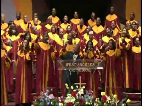 West Angeles COGIC   It All Belongs To You 5 1 11