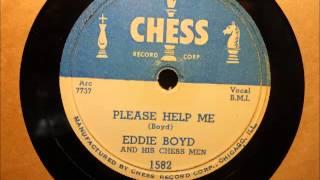 Eddie Boyd - Ulli's Blues Band - Soulful