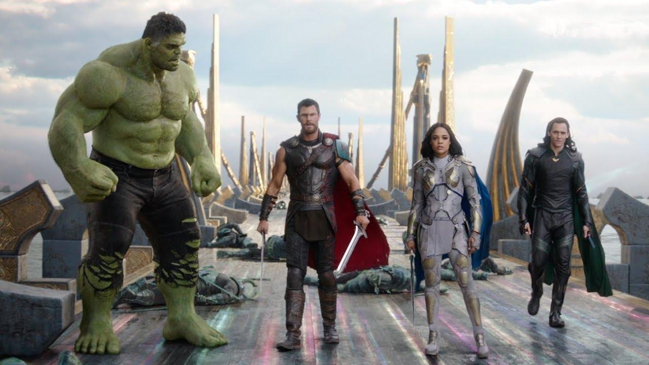 """Thor: Ragnarok - La squadra dei """"Revengers"""" - YouTube"""
