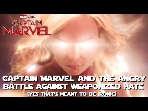 Captain Marvel breaks the Internet (or at least Rotten Tomatoes)  What's really happening here?