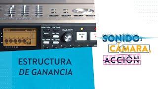 Estructura de ganancia I Tascam DR-680 I CMA