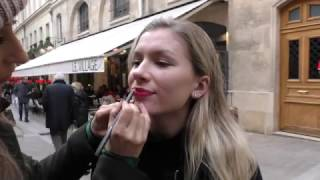 Global Beauty by Xelly Cabau van Kasbergen - Parisienne look - Parijs