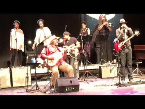 Taj Mahal & Keb' Mo' - Queen Bee (San Javier, 14/07/17)