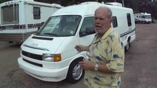 1996 Winnebago Rialta 221RC Walkaround