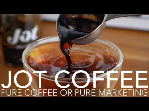 JOT COFFEE - Pure Coffee Or Pure Marketing