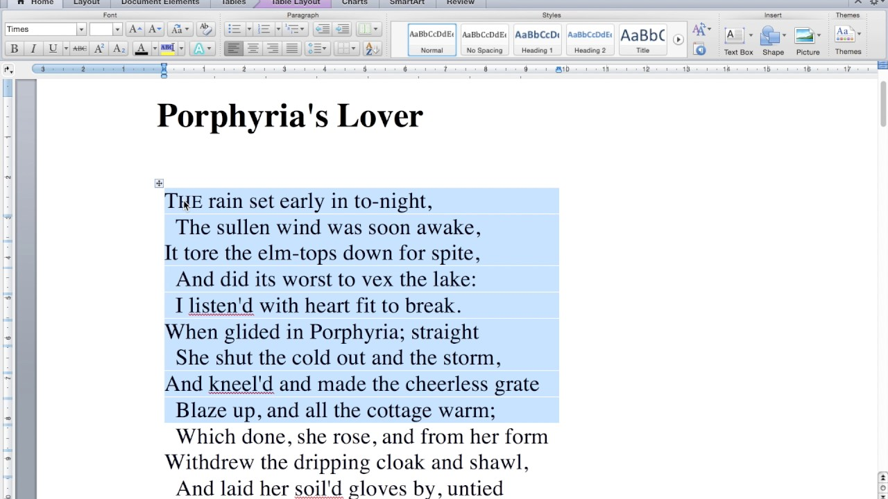 "porphyria lover analysis essay ""porphyria's lover"", probably the first dramatic monologue browning wrote   sheet of paper""26  psychiatric theory led him to attempt an analysis of ""rational."