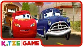 Let's Play Cars der Film 🚗 Deutsch, der ganze Film als Nintendo Wii Spiel   Alle Folgen
