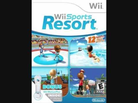 Wii sports resort music: Main theme
