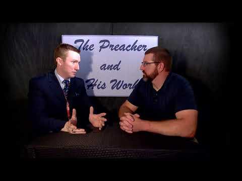 Preacher and His Work - PTP Edition - Allan Knight