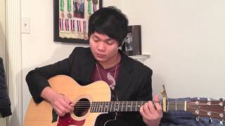 (The Script) Hall of Fame - fingerstyle guitar cover