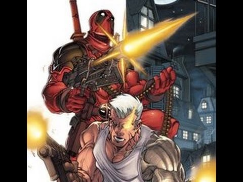 Cable and Deadpool: If Looks Could Kill