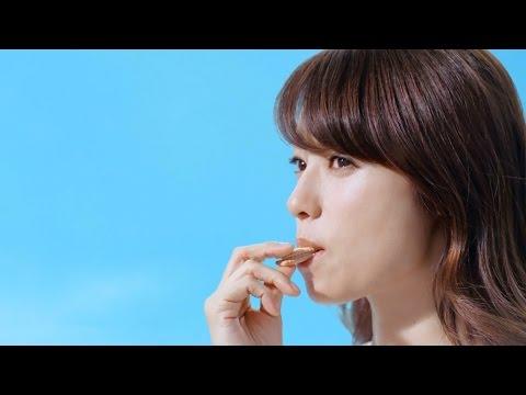深田恭子×CharaのスペシャルコラボCM ビスコ新TV-CM「ずっと味方篇」