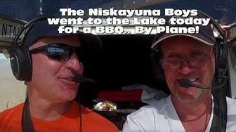 Todd Bristol and Gary Fobare fly to Grapevine Airstrip at Roosevelt Lake, AZ