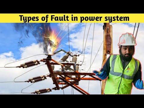 Types of fault in power system  ll Symmetrical fault ll
