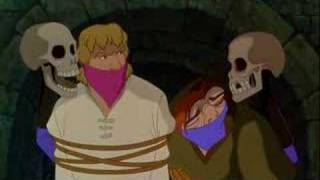 Hunchback of Notre Dame- The court of miracles (Italian)