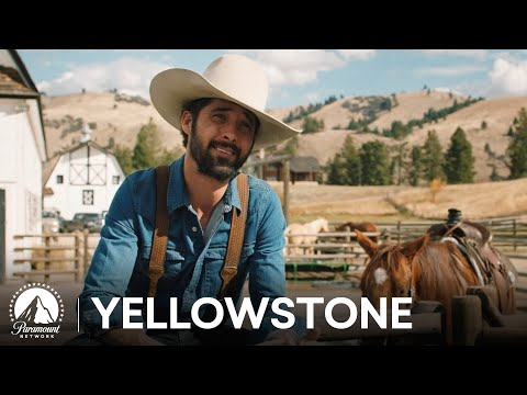 Stories From the Bunkhouse (Bonus): Ryan Bingham | Yellowstone | Paramount Network