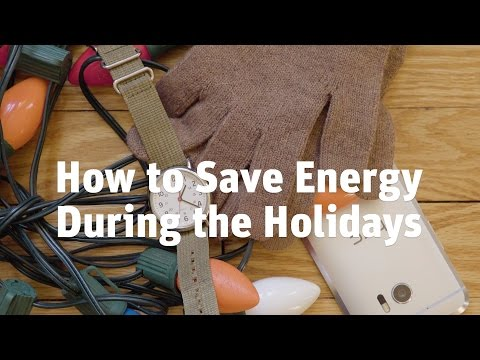 how-to-save-energy-during-the-holidays