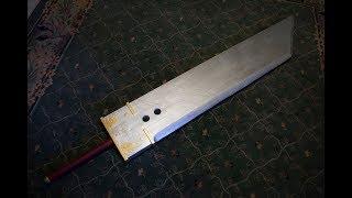 Buster Sword Replica Videos Buster Sword Replica Clips