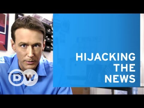 Hijacking the news - Brent Goff | DW English